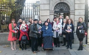 "'""We Need Our Heads Examined"" holds Coffee Morning in Leinster House' image"