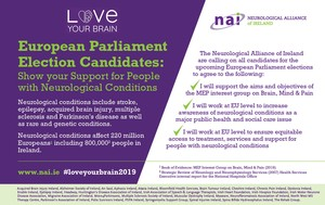 '18.4.2019 Campaign for upcoming elections to EU parliament' image