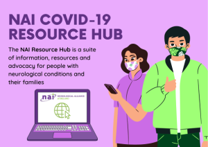 '16.3.2021 NAI launches new COVID19 hub for Brain Awareness Week' image